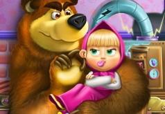 Игрушки Маши и Медведя