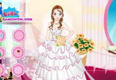 Игры Модная свадьба с Сарой