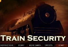 игра охранник поездов
