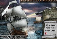 игра защита порта