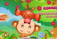 Игры обезьянка сладкоежка