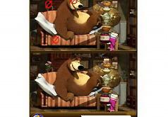 игры маша и медведь рисовать