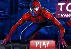 игры человек паук занимается