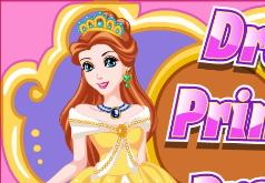 игры мечта принцессы одеваем