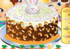 Игры Bunnies Carrot Cake Games