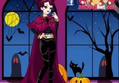 игры аниме одевалки вампиров