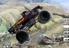 Игры Monster Truck Trip 3