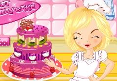 Игры Perfect Birthday Cake Cooking Games