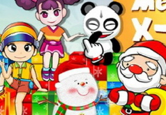 игры новогодние кубики радости