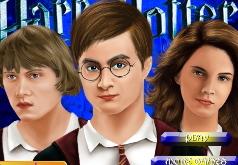 Игры Гарри Поттер - измени героя
