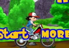 игры аш и мисти на мотоцикле