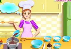 Игры Сырные плитки в шоколадном креме
