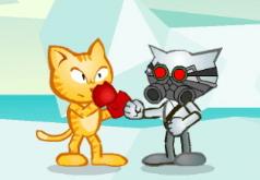 игры кошачий реслинг