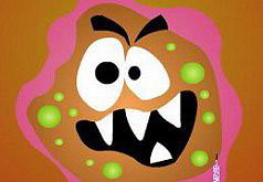 игры атака бактерий