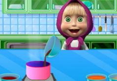 Игры Кулинарная школа Маши