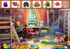 Игра Найди скрытые игрушки в комнате