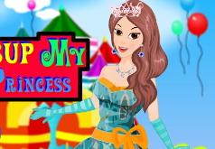 Игры одень мою принцессу