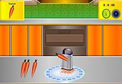 игры морковный пирог с изюмом