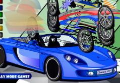 Игры Pimp My Porsche
