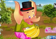 игры одень слона