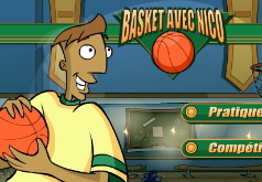 Игра Баскетбол с Нико