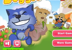 Игры волк на ферме
