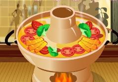 игры фрукты гриль
