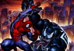 игры веном против человека паука