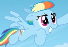 Игры пони радуга дэш