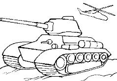 игры раскраски для мальчиков танки