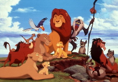 игры король лев девочкам
