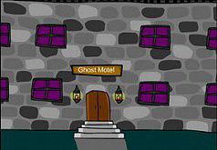 игры в отеле привидений
