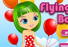 игры девочка с воздушными шарами