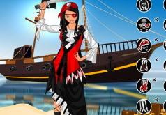 игры модная пиратка