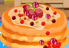 Игры Banana Pancake Cooking Decoration Games