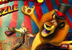 Игры Наш любимый Мадагаскар 3