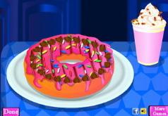 Игры Doughnut attack
