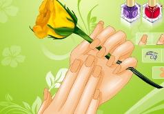игры идеальные ногти