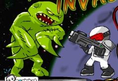 игры инопланетное зло