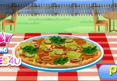 Игра Манхеттенская пицца
