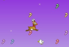 игры рождественский олень