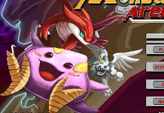 Монстр арена|игры драки|покемоны