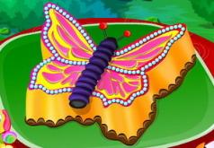 игры торт для дня рождения бабочки
