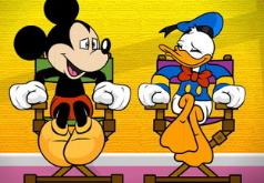 Игры Пуки Дональда и Микки