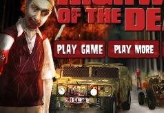 Игры Дави зомби на шоссе