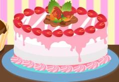 игры украшение забавного торта
