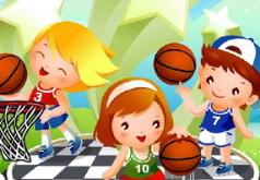 игры баскетбол поувершут