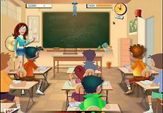игры приколы в школе над учителями
