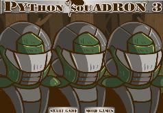 Игра Подразделение питона 3