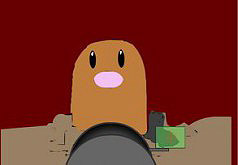 Игры Pokemon Death Of Diglett